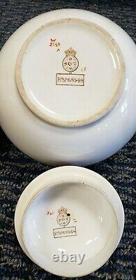 1889 Royal Worcester Tea Set