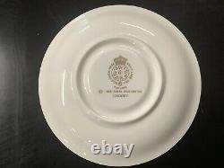 48pc SET Royal Worcester Bone China COVENTRY Service for Eight