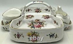 Hammersley Spode 3 Piece Berry Basket Set Lady Patricia Howard Royal Worcester
