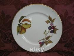 Huge Royal Worcester Evesham Gold China Dinnerware Set 80 Pcs Very Nice