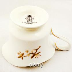 ROYAL WORCESTER REVERIE 5 Piece Place Setting NEW NEVER USED made in England