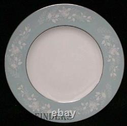ROYAL WORCESTER china BRIDAL ROSE Z2738 pattern 21-piece SET dinner salad bread+