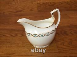 Rare Royal Worcester Lavalliere Coffee Pot withCreamer & Sugar Bowl Set