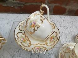 Royal Albert Bristol Coffee set