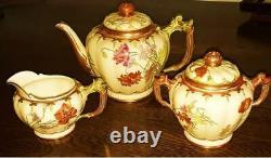 Royal Worcester Blush Ivory Tea Set