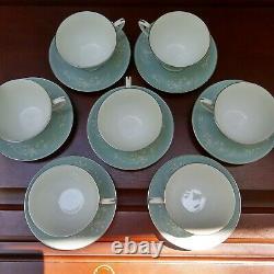 Royal Worcester Bone China Bridal Rose Pattern 28 piece set
