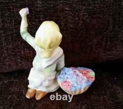 Royal Worcester Children of Nations Entire Set by FG Doughty