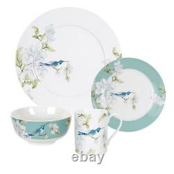Royal Worcester Essentials Nectar 32 piece Dinnerware Set Service for 8 SALE
