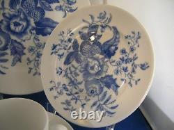 Royal Worcester Fine Porcelain England China Rhapsody 32 Pc. Set