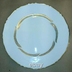 Royal Worcester Golden Bracken Dinner ware Service for 12 5 piece setting 60 pcs