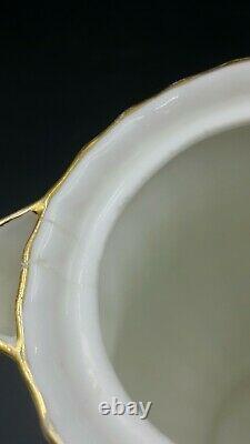 Royal Worcester Roanoke Tea Cups/Saucers/Plates etc. Complete Tea Set