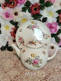 Royal Worcester Roanoke Tea Set