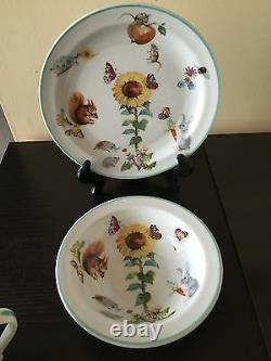 Royal Worcester SKIPPETY TALE England Child Nursery Dinner Set Bowl Plate Mug