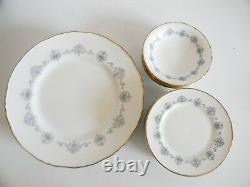 Royal Worcester bone china dinnerware set 33 pieces Medallion