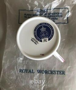 Royal worcester Petite Fleur coffee set