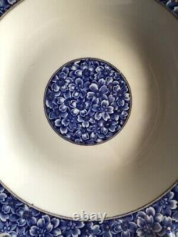 Set 12 Royal Worcester For Tiffany & Co. 10 Soup Or Salad Bowls! C. 1900