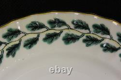Set of 12 Royal Worcester Royal Oak 8 Plates 1940's, Near Mint to Mint