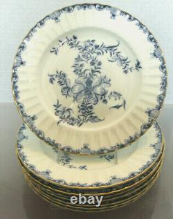 Set of Royal Worcester Mansfield 9 Plates
