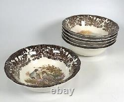 The Royal Worcester Group'Palissy' Game Series 36 Piece Dinner Set Ceramic