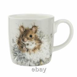 Wrendale Designs Large mugs SET OF 6 Hare Fox Owls Mouse Giraffe Bunny Rabbit